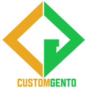 CustomGento logo